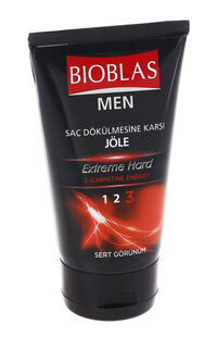 Bioblas Men Saç Jölesi 150 Ml Extreme Hard