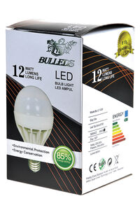 Bulleds Ampul Led 12 W