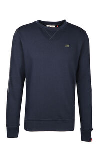 New Balance Erkek Sweatshirt MPC024-AVI