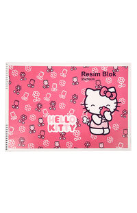 Defter Resim Hello Kitty Sp 120 Gr 35X50