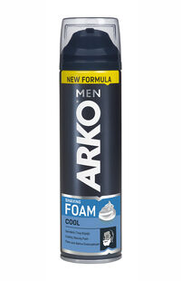 Arko 200Ml Tıraş Köpüğü Cool 200Ml