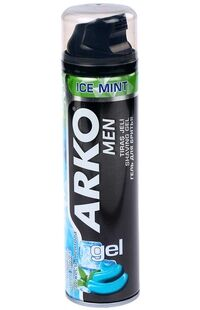 Arko Tıraş Jeli 200 Ml Ice Mint