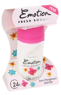 Emotion Deodorant 50 Ml Fresh Bouquet