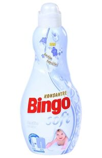 Bingo Soft Konsantre Yumuşatıcı 1440 Ml Sensitive