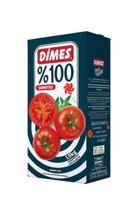 Dimes Meyve Suyu 1Lt Cls. Domates