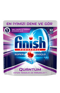 Finish Bulaşık Makinesi Tableti Quantum 40 Lı