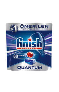 Finish Bulaşık Makinesi Tableti Quantum 72 Li