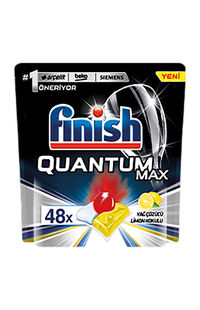 Finish Quantum Max Limon Tablet 48'li