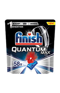 Finish Quantum Max Tablet 58'li