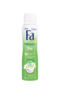 Fa Deodorant Freshly Lime & Coconut Kadın 150 ml
