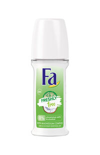 Fa Roll-on Freshly Lime & Coconut Kadın 50 ml