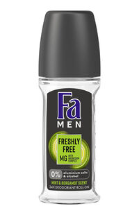 Fa Roll-on Nane & Bergamot Erkek 50 ml