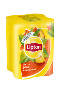 Lipton Ice Tea Şeftali 4x250 Ml