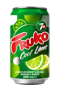 Fruko Cool Lime 330 Ml Pet