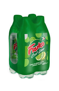 Fruko Cool Lime 4 x 1 L