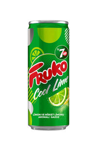 Fruko Cool Lime 250 Ml