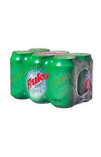 Fruko Gazoz 6x330 Ml