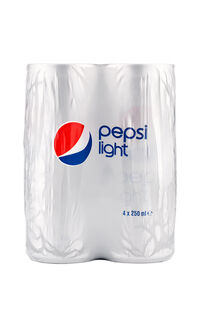 Pepsi Light 4x250 Ml