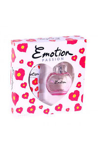 Emotion Edt Parfüm 50 Ml Passion+Deodorant