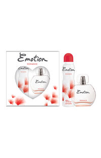 Emotion Edt Parfüm 50 Ml Romance+Deodorant