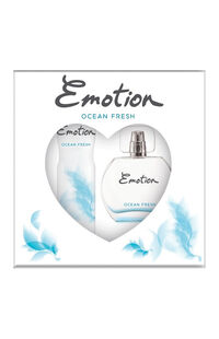 Emotion Edt Kadın 50 ml + Deo 150 ml Ocean Fresh