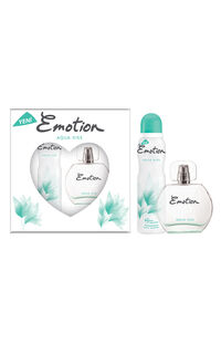 Emotion 50 Ml Edt + Deodorant Aqua Kiss