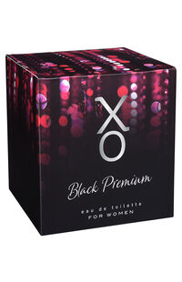 XO Edt Bayan Black Premium 100 Ml