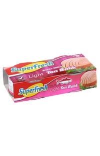 Superfresh Ton Balığı Light 2X160 Gr