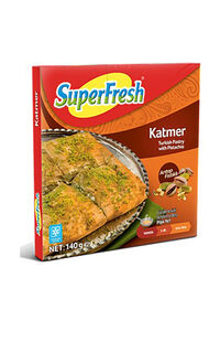 Superfresh Katmer 140 Gr