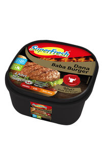 Superfresh Baba Burger 360 Gr