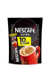 Nescafe 3 ü 1 Arada Ekstra Kahve 10lu
