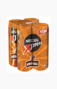 Nescafe Xpress Latte 4 x 250 Ml