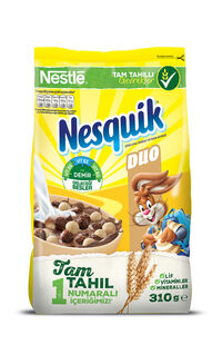Nestle Nesquik Duo 310 Gr