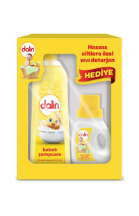 Dalin Set 750 Ml Şampuan + 300 Ml Deterjan