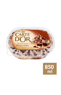 Algida Selection Browni Cazibesi 850 Ml