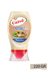 Calve Mayonez 220 Gr Light