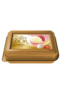 Carte D'or  Classic Çilekli 500 Ml