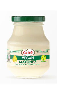 Calve Vegan Mayonez 250 gr