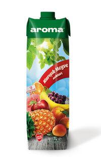 Aroma Meyve Suyu 1lt Karışık