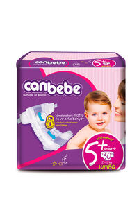 Canbebe Jumbo Junior Plus (5+) 13-20 Kg 30 Ped