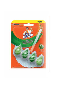 Mr.Muscle Klozet Blok 5 İn 1 Citrus