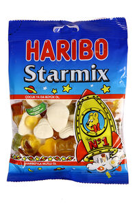 Haribo Jelly Star Mix 160 Gr.