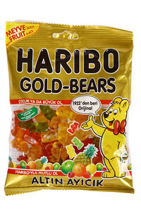 Haribo Jelly Goldbear 160Gr.