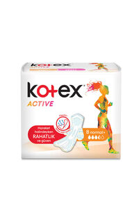 Kotex Active Single Normal 8 Li