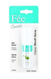 Fee Ağız Spreyi Soft 15 Ml