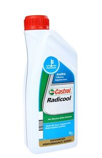 Castrol Antifreeze (Antifiriz) 1Lt