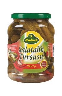 Kühne Salatalık Turşusu Türk Tipi 670 Gr