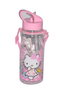Hello Kitty Şeffaf Matara 78711