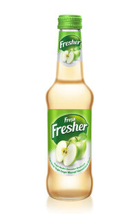 Freşa Fresher 250 ml Cam Elma
