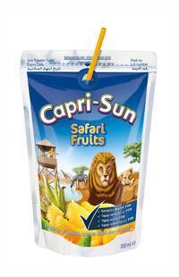 Caprı-Sun 200Ml Safari